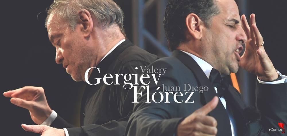 Concierto Juan Diego Flórez y Valery Gergiev en Munich