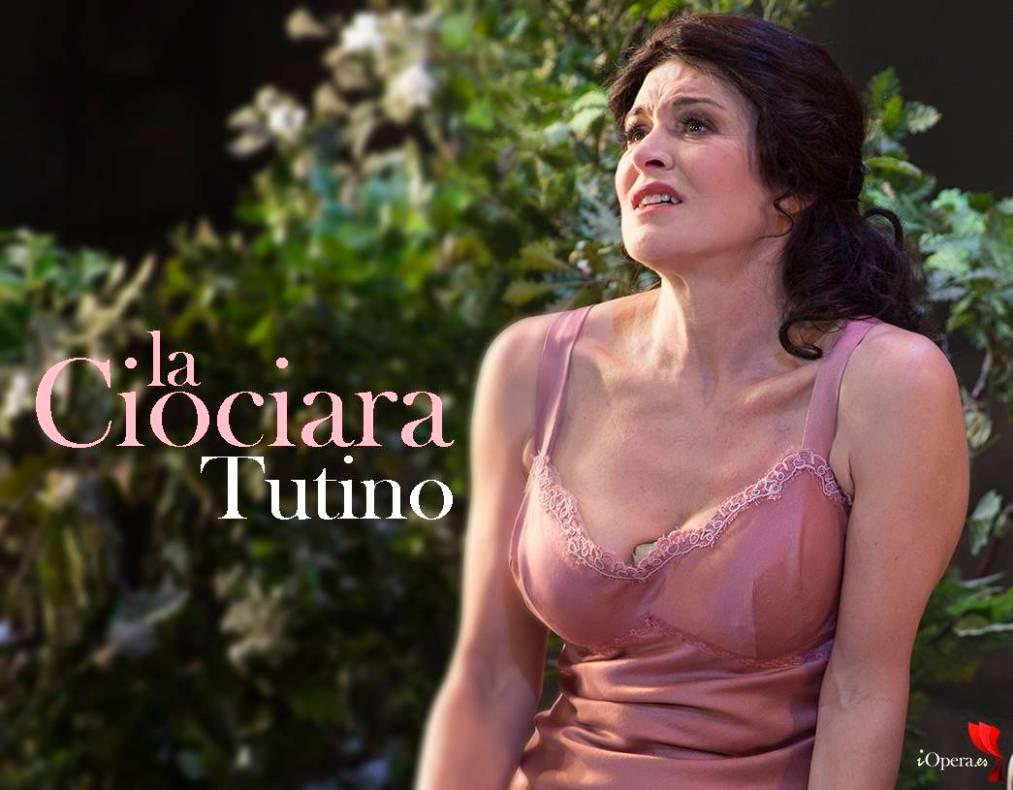 La Ciociara en Cagliari con Anna Caterina Antonacci vídeo