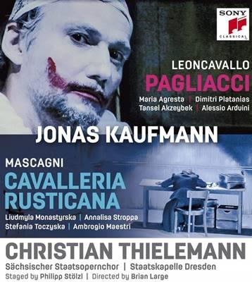 Cavalleria rusticana y Pagliacci en Salzburgo jonas kaufmann vídeo