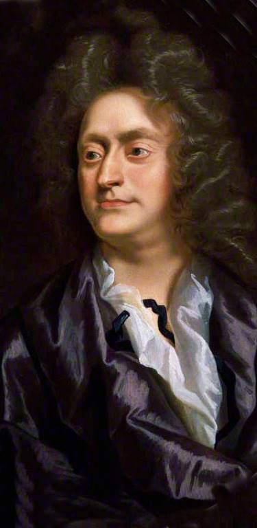 El rey Arturo de Purcell en Amberes John Closterman Henry Purcell. Óleo sobre lienzo, 1695. National Portrait Gallery, Londres Henry Purcell