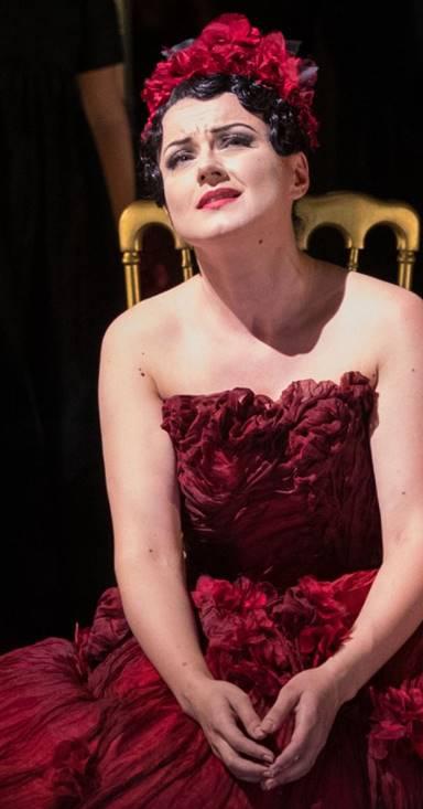 La Traviata en Toulouse vídeo Verdi ópera Anita Hartig