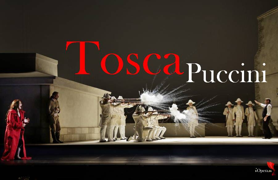 Tosca de Puccini desde Helsinki, desde la Ópera Nacional de Finlandia, vídeo de la ópera en la representación en directo del 7 de octubre de 2018, giacomo