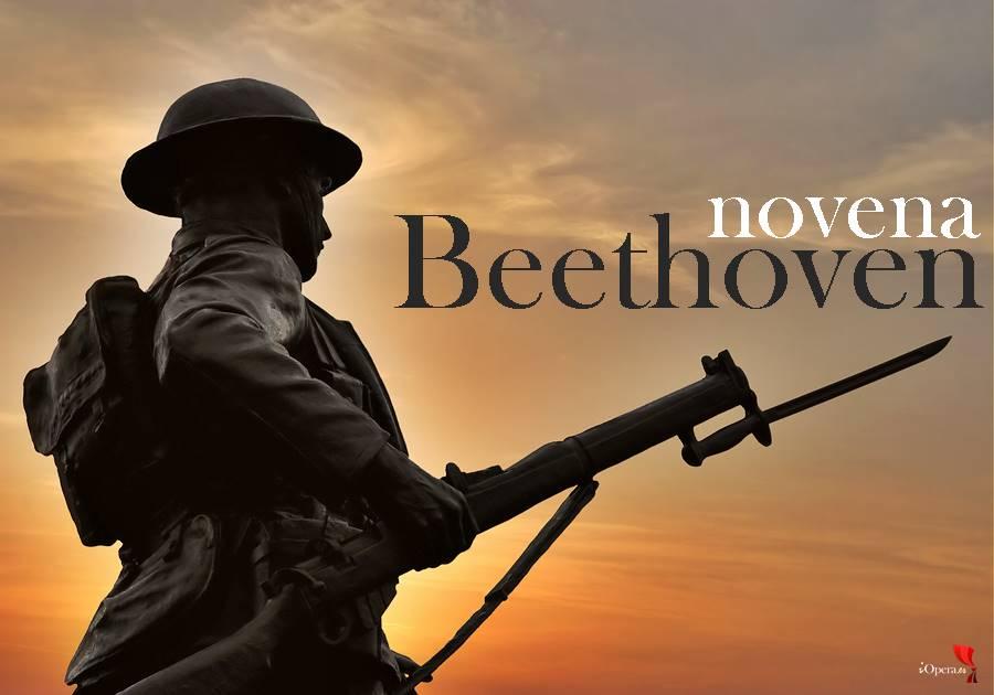 La novena de Beethoven para conmemorar el final de la Gran Guerra