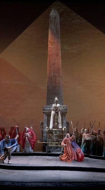 Aida de Verdi desde el Real vídeo