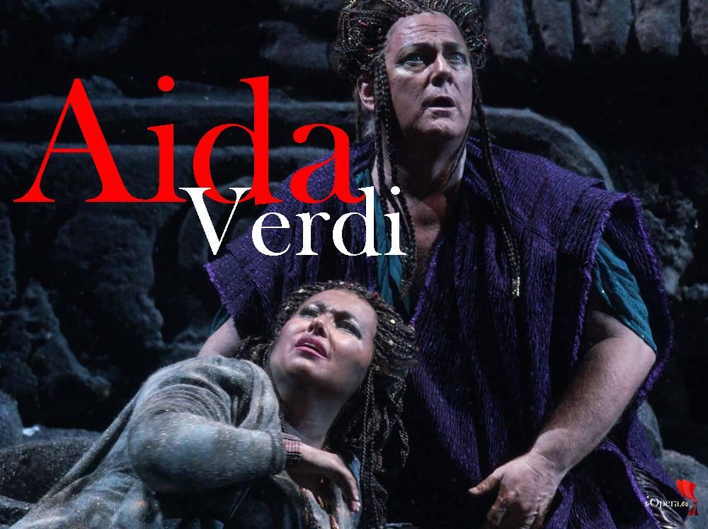 Aida de Verdi desde el Real
