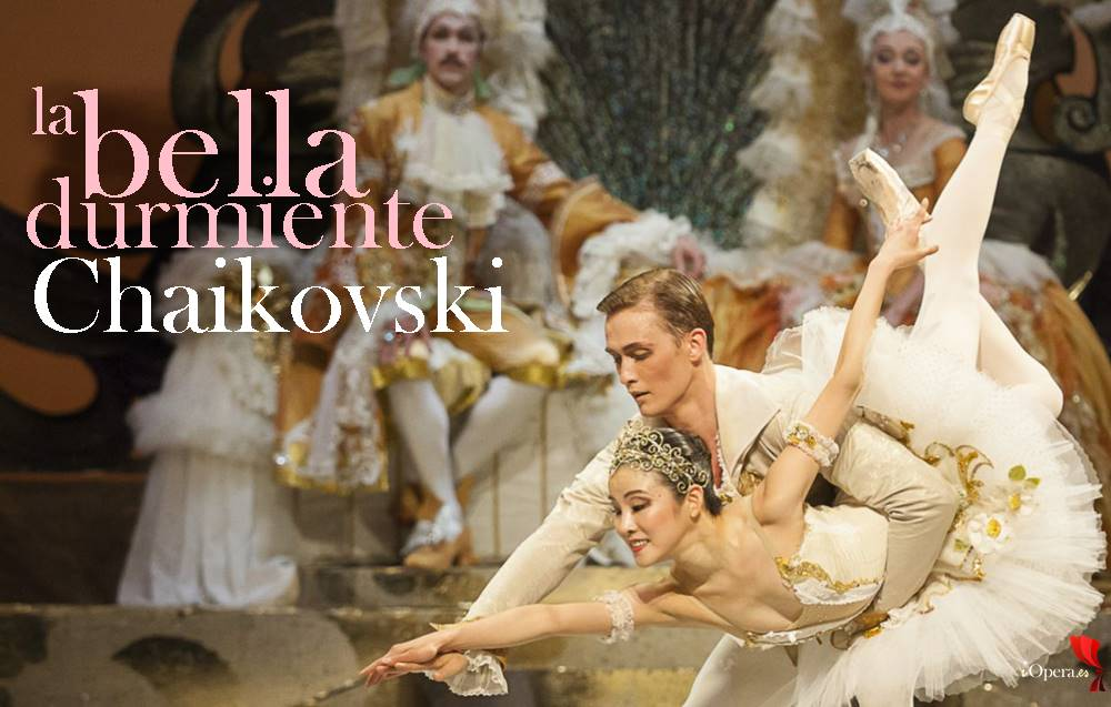 La bella durmiente ballet de Chaikovski, desde la Ópera Nacional de Finlandia en Helsinki, vídeo del ballet de Piotr Ilich Chaikovski