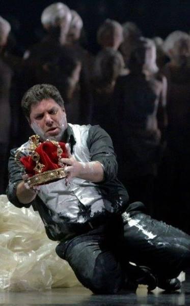 Macbeth de Verdi desde Venecia vídeo Luca Salsi