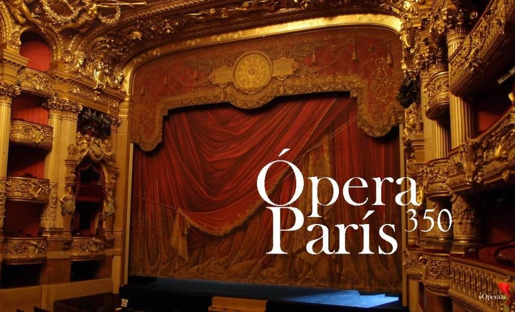Gala 350 años Ópera de París