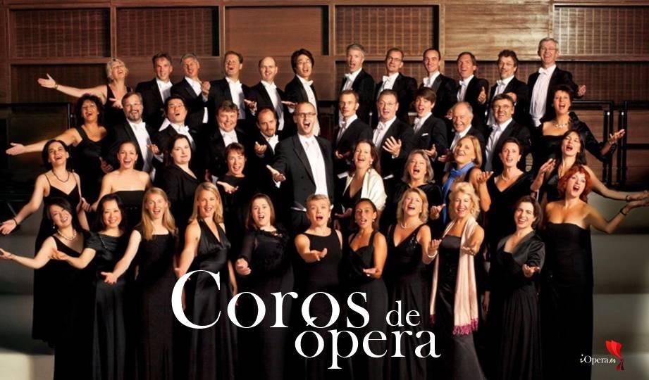 Coros de ópera famosos