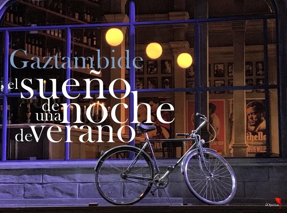 El sueño de una noche de verano en el Teatro de la Zarzuela vídeo directo