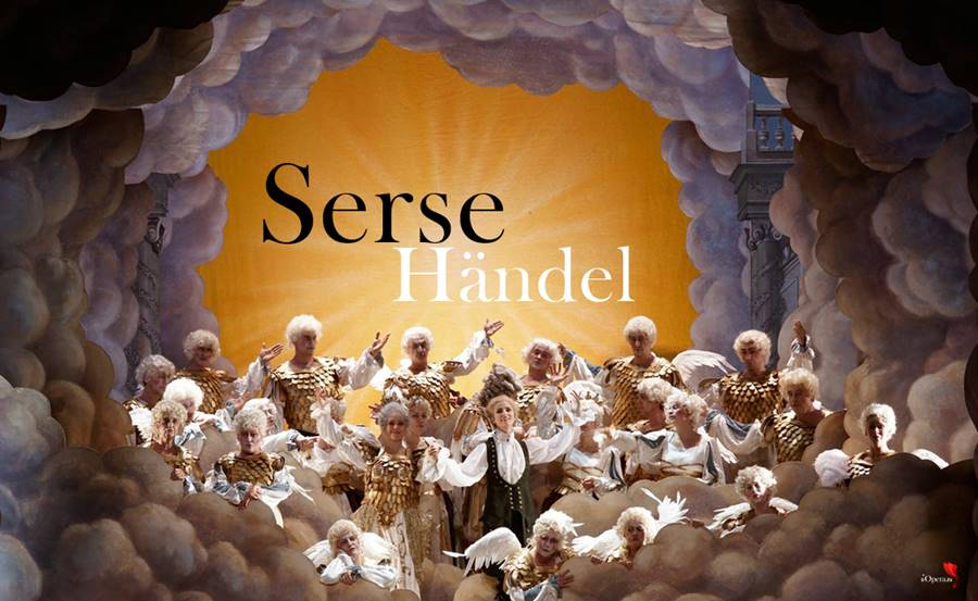 Serse de Händel en Düsseldorf vídeo ópera iopera