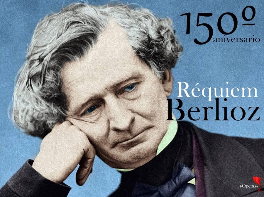 Réquiem de Berlioz en el 150º aniversario de su muerte