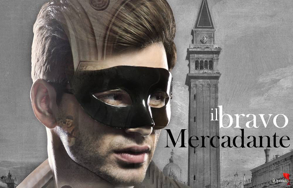 Il bravo de Mercadante Alessandro Luciano Ekaterina Bakanova vídeo ópera
