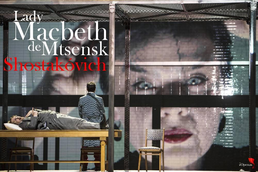 Lady Macbeth de Mtsensk en París
