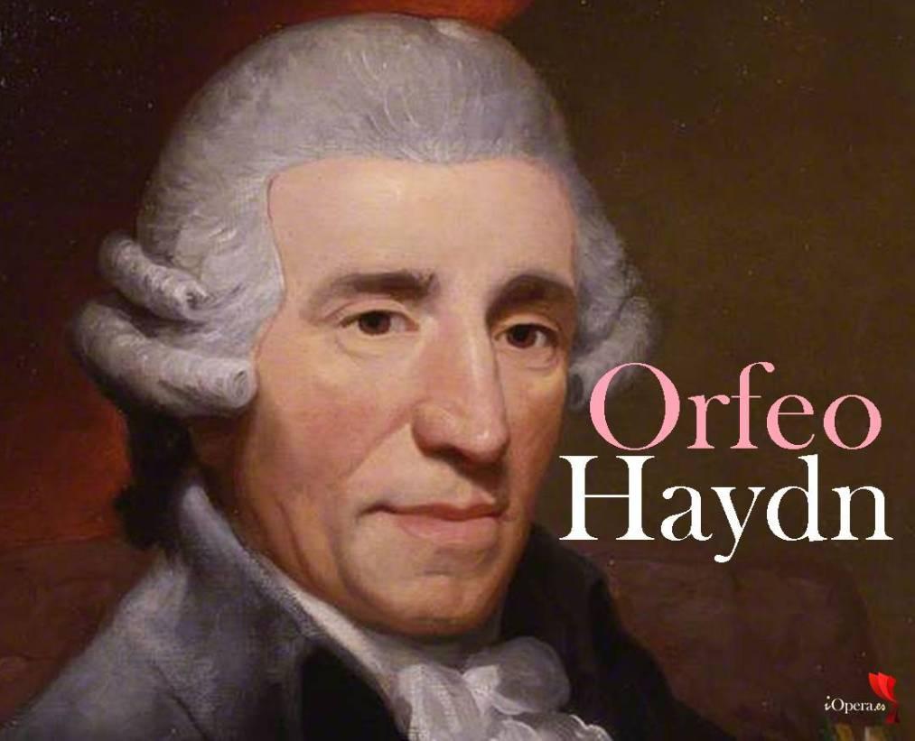 Orfeo de Haydn Cecilia Bartoli