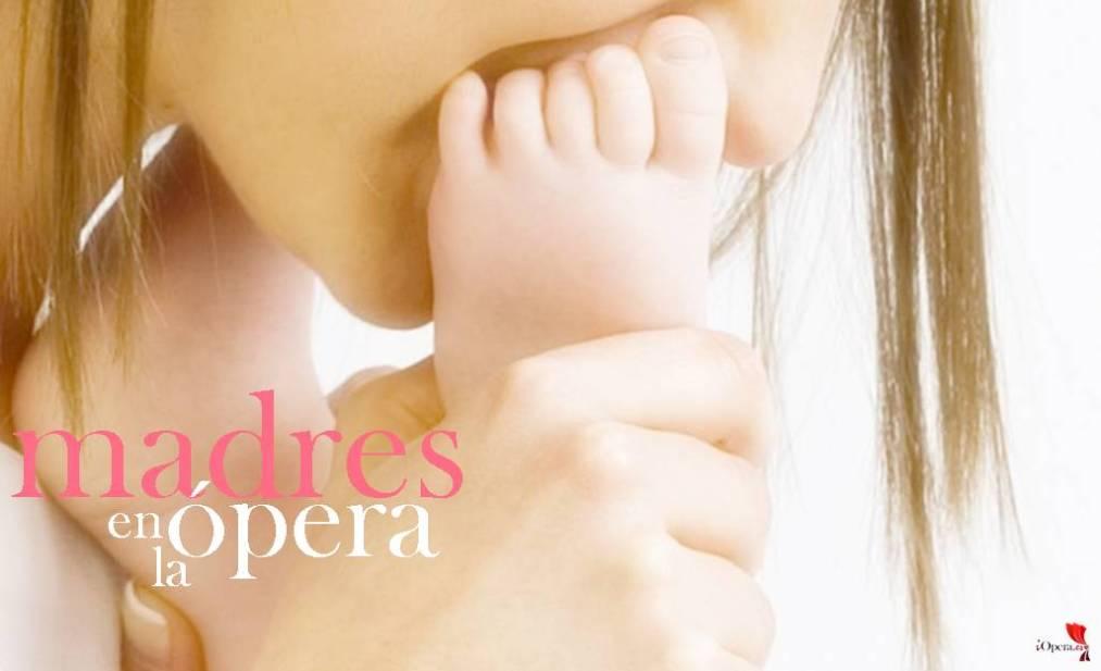 madres en la ópera