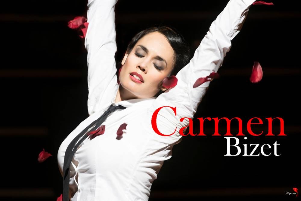 Carmen en Londres, desde el Covent Garden, Royal Opera House, vídeo de la ópera de Georges Bizet