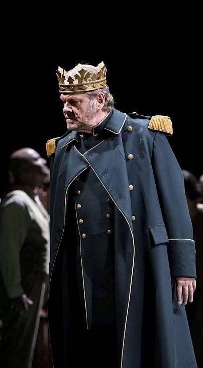 Nabucco de Verdi desde Zurich vídeo Michael Volle