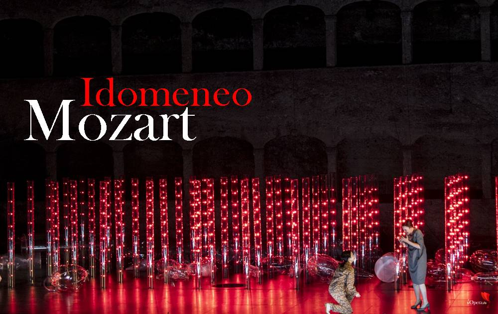 Idomeneo de Mozart en Salzburgo 2019