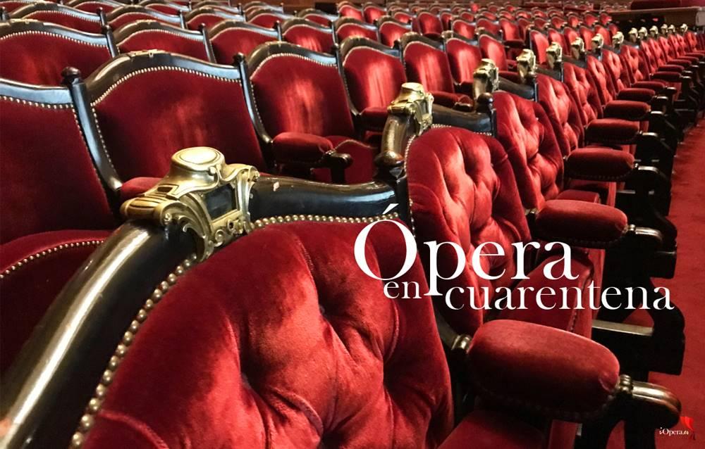 Ópera en cuarentena gratis