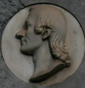 Cenotaffio all'abate in Appiano Gentile
