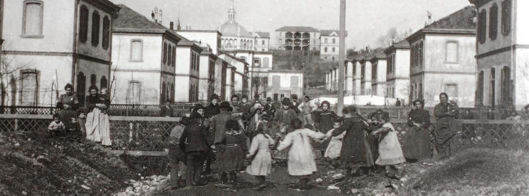 Villaggio operaio di Crespi d'Adda - Archivio ASCAL