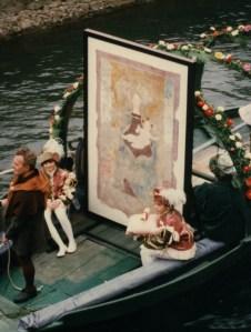 """La """"Madonna del Barcaiolo"""""""