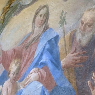 Sacra famiglia sul fronte orientale