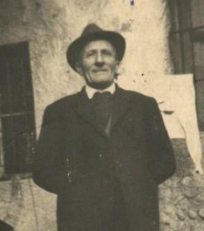 1921 - Bonomi Albino e Teresa Cereda