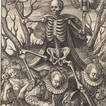 Bettino da Trezzo, il poeta che parlò alla Morte
