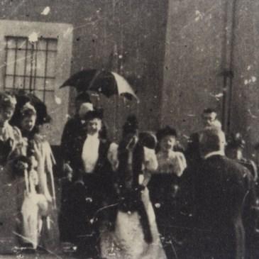 """La regina Margherita sul """"Gamba de Legn"""""""
