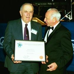 Wally Yelavich Honorary Fellow 2002