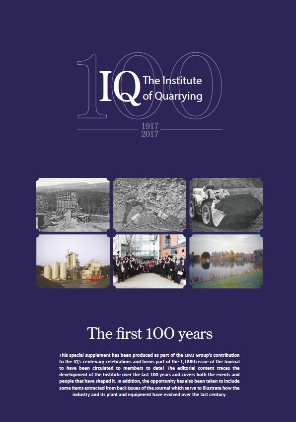 IQ-The First 100 Years
