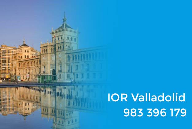 IOR Valladolid. Datos de contacto del Instituto Oftalmológico Recoletas en Valladolid