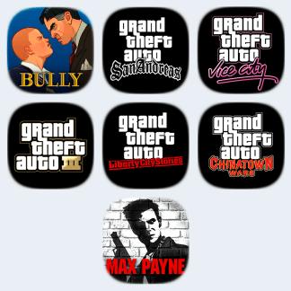 Все игры Rockstar