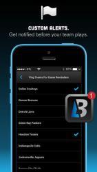 bleacher buddy iphone app ss3