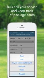 kaly calendar iphone app review ss4