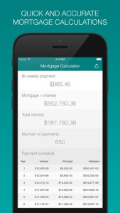 payments - mortgage calculator ss2