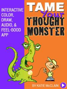 tame your thought monster ipad app review ss1