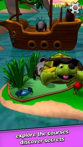 turtle tumble iphone game review ss4