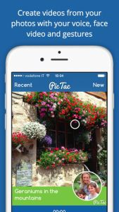 pictac iphone app review ss1