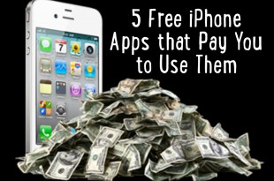 5 free iPhone apps that pay you
