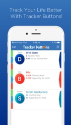 tracker buttons pro iphone app review ss1