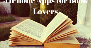 5 iPhone Apps for Book Lovers