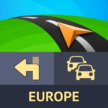 GPS Navigation Europe ios