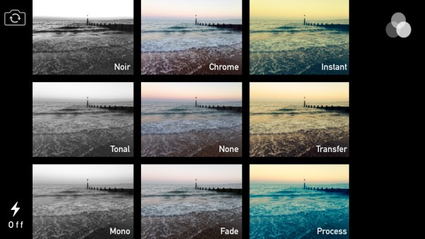 How to use the photo filters on iPhone & iPad, with iOS 7