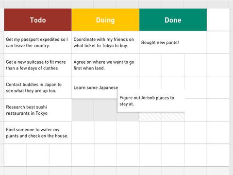grid iPad