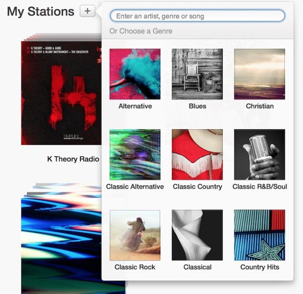 iTunes 11-1 radio 1