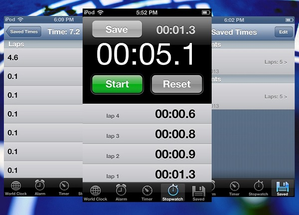 stopwatch pro tweak