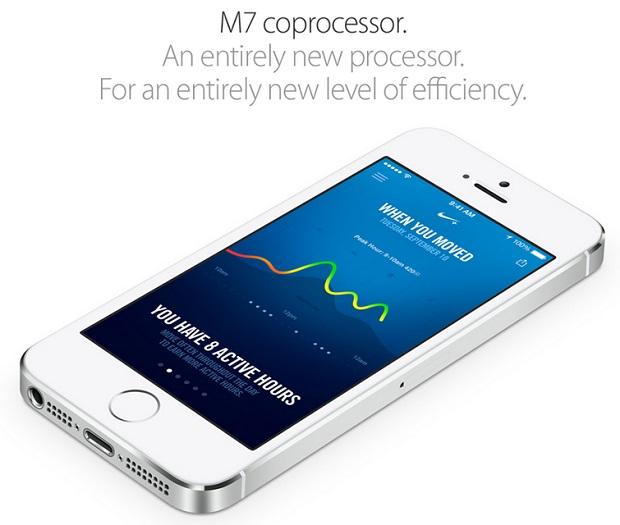 iphone 5s M7